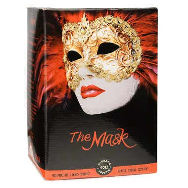 THE MASK BIB